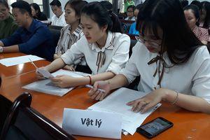79 giáo viên trúng tuyển được chọn trường công tác
