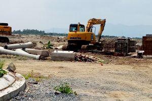 Lãnh đạo địa phương nói gì vụ cưỡng chế đất để xây biệt thự?