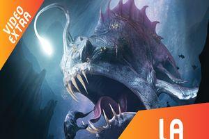 Những loài quái vật khổng lồ dưới lòng biển sâu