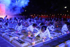 Đà Nẵng: Gần 1.000 người dâng hương tưởng niệm các nghĩa sĩ chống Pháp
