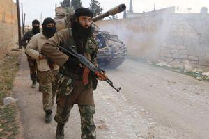 Khủng bố phá sập cầu ngăn quân đội Syria tấn công Idlib