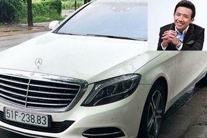 Xe sang Mercedes S400L của Trấn Thành rao bán hơn 2 tỷ