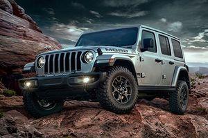 Jeep Wrangler Moab Edition 2018 'chốt giá' 1,19 tỷ đồng