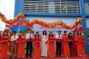 Trường học đầu tiên ở Thành phố Hồ Chí Minh khai giảng năm học mới