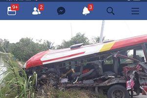 Tai nạn 23 người chết tại Cửa khẩu Cầu Treo Hà Tĩnh là tin đồn bịa đặt