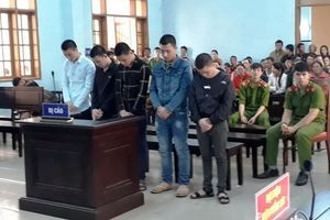 Gia Lai: Nhóm thanh niên lãnh án vì giết người do mâu thuẫn trong đám cưới