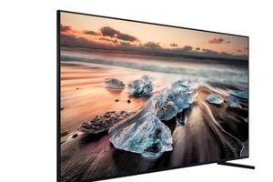 Samsung giới thiệu TV QLED 8K đầu tiên trên thế giới tại IFA2018