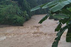 Thanh Hóa: Nhiều huyện miền núi bị cô lập do mưa lũ