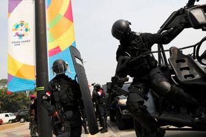 Gần 10.000 người sẵn sàng bảo vệ lễ bế mạc ASIAD 2018