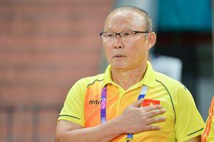 Thành tích bất bại của HLV Park và học trò trước các đại diện Tây Á