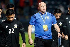 Sau thất bại ở ASIAD, bóng đá Thái Lan cần cải tổ toàn diện