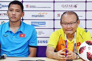 HLV Park Hang-seo: 'Bóng đá Việt Nam đã vươn lên tầm châu lục'