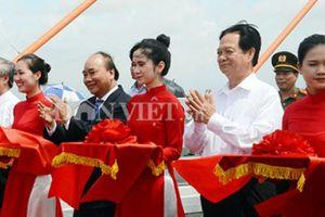 Chính thức khánh thành và thông xe tuyến cao tốc Hạ Long-Hải Phòng