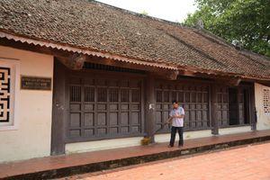 Nhịp sống mới ở vùng quê cách mạng Tảo Dương Văn