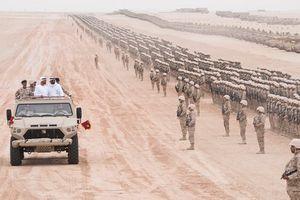 Soi tiềm lực quân sự đội quân nhà giàu UAE