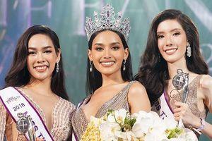 Lộ diện nhan sắc đại diện Thái Lan tại Hoa hậu chuyển giới Quốc tế 2019