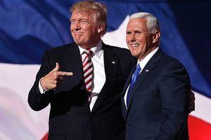 Phó Tổng thống Mỹ Pence thay ông Donald Trump dự hội nghị ở châu Á