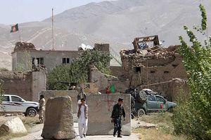 Afghanistan: Mỹ không kích, giết chết 2 thủ lĩnh cấp cao Taliban