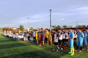 Giải bóng đá thanh niên Việt Nam tại Lào lần thứ 5