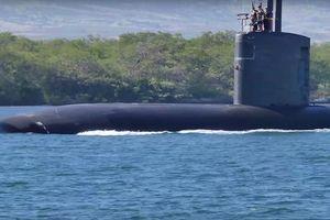 Tàu ngầm Mỹ tiến vào Địa Trung Hải, ngày Syria bị tấn công không còn xa?