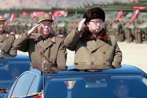 Triều Tiên chuẩn bị diễu binh lớn, khoe dàn tên lửa đạn đạo 'khủng'?