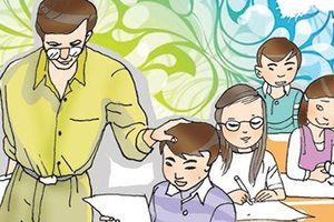 Tâm sự của giáo viên về nghề 'dỗ đầu trẻ'