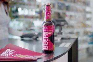 Ra mắt loại bia đặc biệt dành riêng cho bệnh nhân ung thư