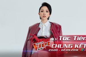 Giờ chót BTC thay đổi bài hát, HLV Tóc Tiên nhường luôn sáng tác mới cho Thái Bình thể hiện