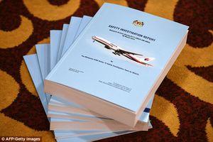 Tiết lộ sốc: Báo cáo về máy bay MH370 mất tích bị chỉnh sửa