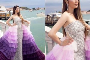Nhà thiết kế nói gì khi Lý Nhã Kỳ bị nghi vấn mặc váy copy Chanel?