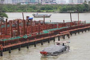 TP HCM lập đoàn kiểm tra 'siêu' dự án chống ngập 10.000 tỉ đồng