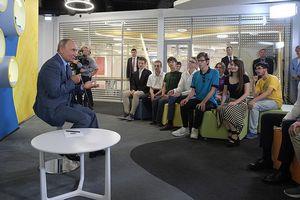 Truyền hình Nga phát sóng chương trình dành riêng cho Tổng thống Putin