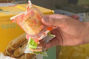 Cận tết Trung thu, bắt giữ nhiều bánh Trung Quốc nhập lậu