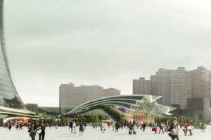 Trung Quốc lặng lẽ mở khu vực quản lý ở trạm xe lửa Hồng Kông