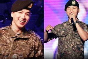 2 'mẩu' BigBang Daesung - Taeyang tái ngộ, netizen Việt nói gì?