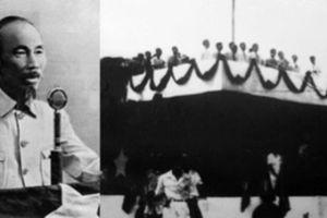 'Tuyên ngôn Độc lập' - văn kiện lịch sử, áng văn bất hủ