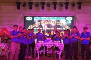 Hội Anh Em lái xe Việt Nam gắn liền với hoạt động từ thiện nhân đạo