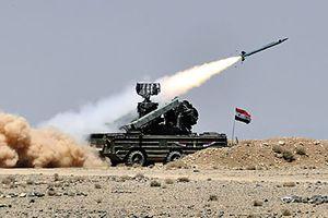 Syria tố Israel tấn công các vị trí quân sự tại Hama