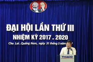 Người của THACO chính thức sang lãnh đạo công ty của bầu Đức