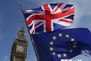 EU có thể điều chỉnh các biện pháp về biên giới Ireland-Anh