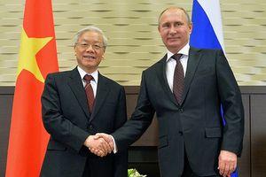 Tăng cường gắn bó chiến lược, nâng cao hiệu quả hợp tác Việt - Nga