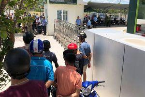 iu tra làm rõ v cp ngân hàng  Vietcombank Ninh Hòa
