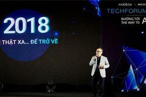 CEO Mobiistar và chiến lược đưa điện thoại Việt 'đi thật xa để trở về'