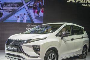 Mitsubishi Xpander 7 chỗ ngồi chốt giá chính thức tại Việt Nam, đắt nhất chỉ 620 triệu VNĐ
