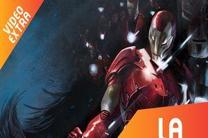 Những bộ giáp Iron Man mà Tony Stark từng chế tạo