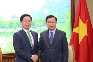 Lotte muốn phát triển fintech tại Việt Nam
