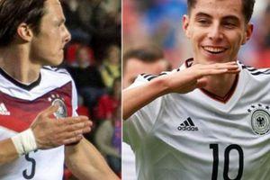 ĐT Đức 'lột xác' ra sao sau cú sốc World Cup 2018?