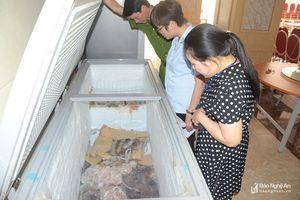 Phạt 16 triệu đồng Khách sạn Sapa ở Nghệ An về vi phạm an toàn thực phẩm