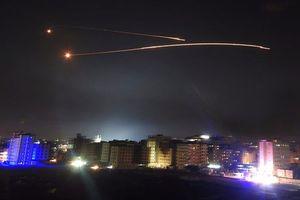 Israel thừa nhận không kích 202 mục tiêu tại Syria
