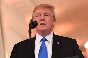 Tổng thống Mỹ khẳng định Iran đang rơi vào tình trạng hỗn loạn